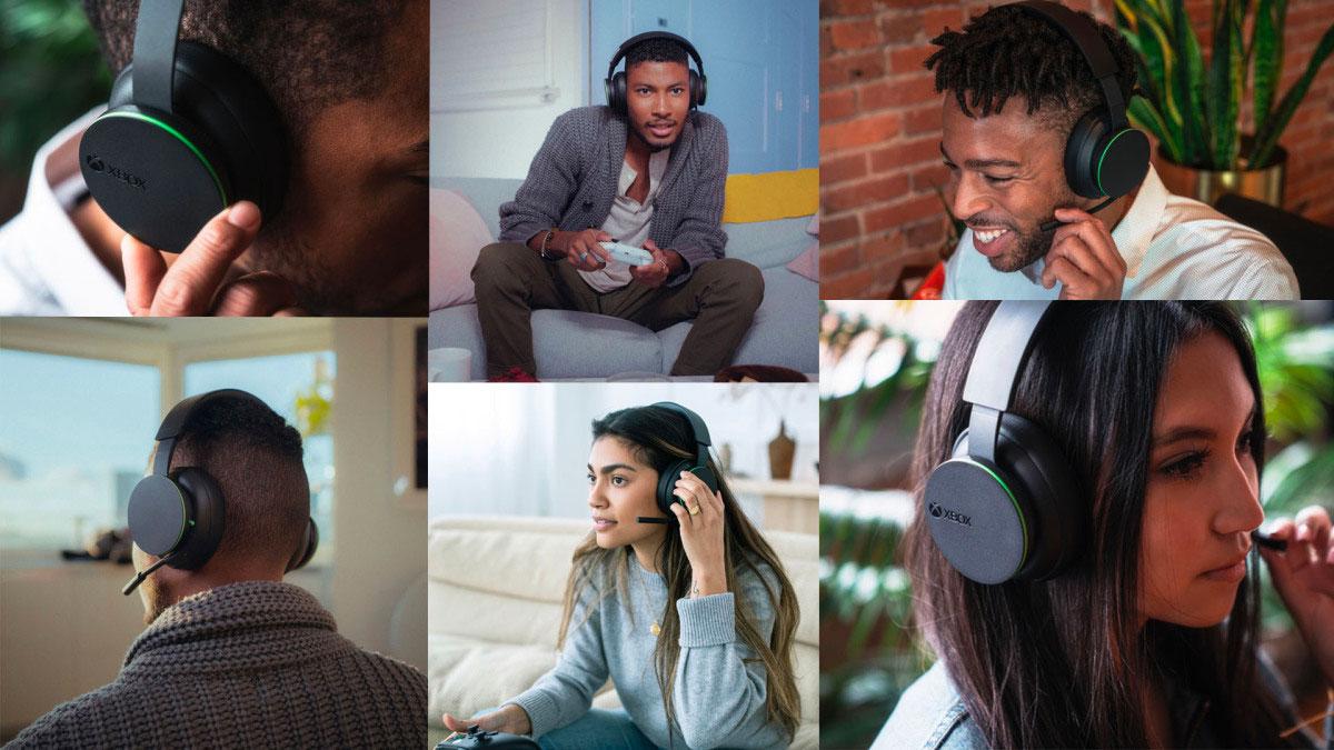 Le Xbox Wireless Headset
