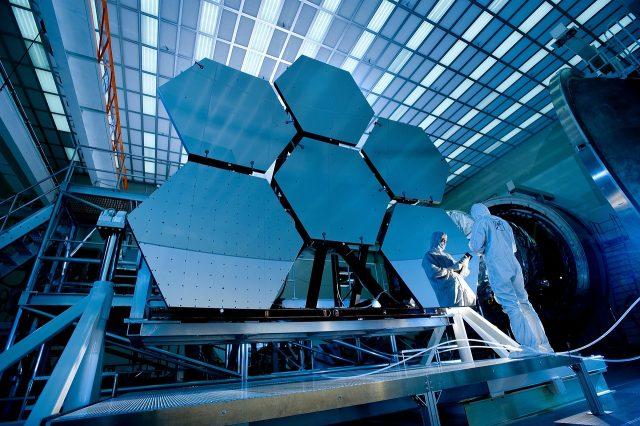 James Webb Space Telescope, une machine qui nous permettra de remonter le temps
