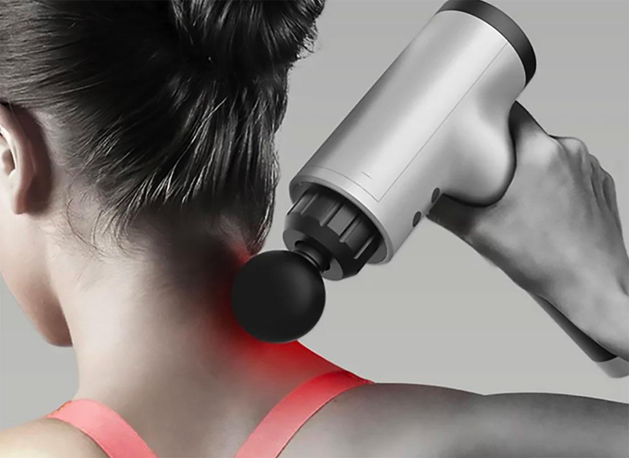 Cet appareil de massage est proposé à prix cassé