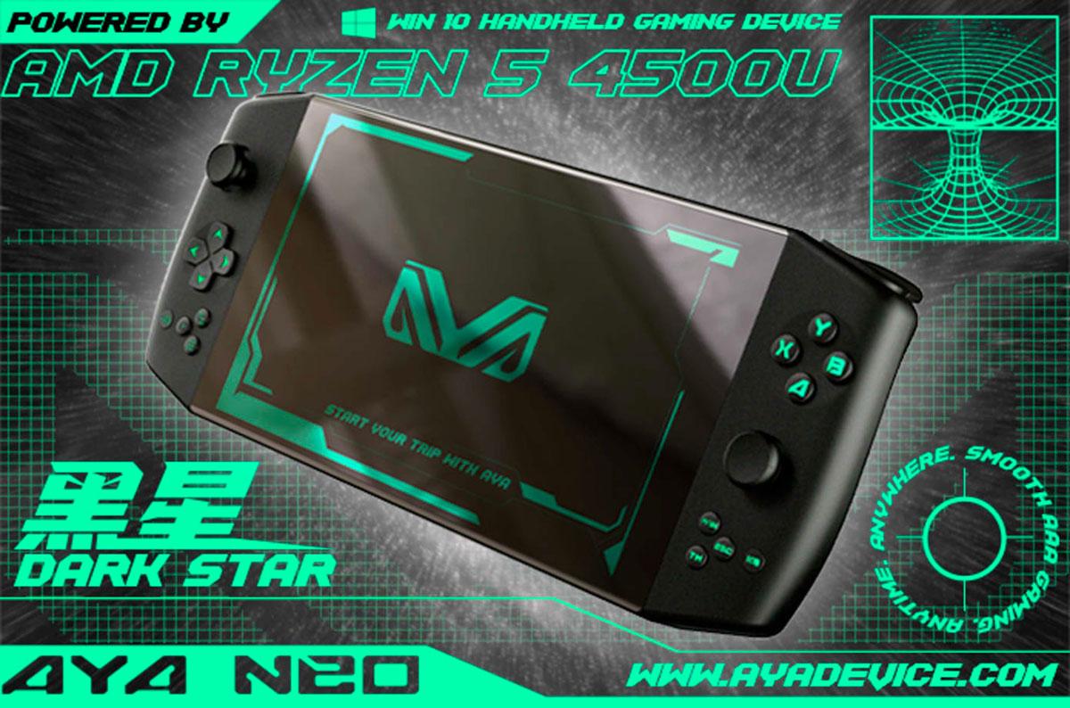 La Aya Neo est de retour sur Indiegogo