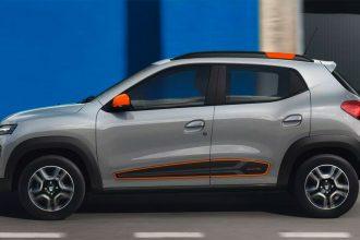 La Dacia Spring, une voiture électrique à prix cassé