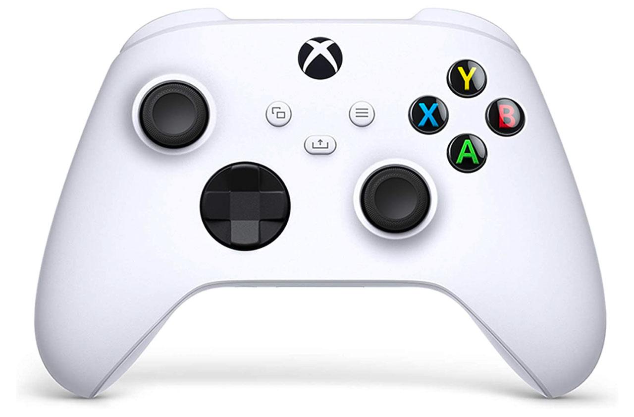 Le contrôleur de la Xbox Series X