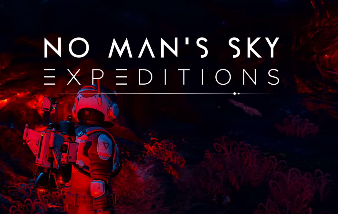 No Man's Sky passe aux expéditions