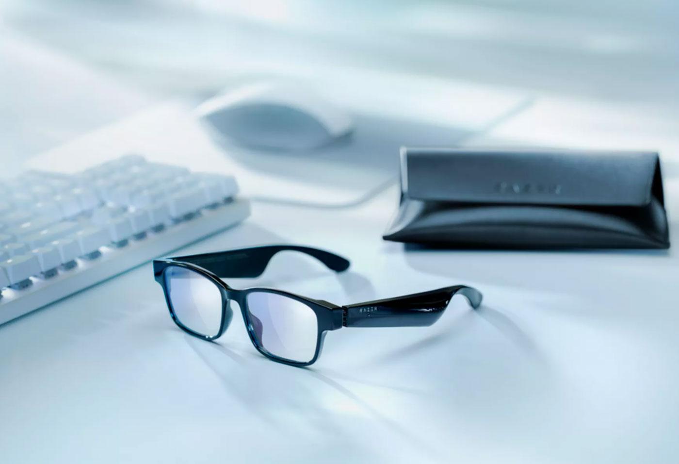 Les Razer Anzu, des lunettes un peu particulières