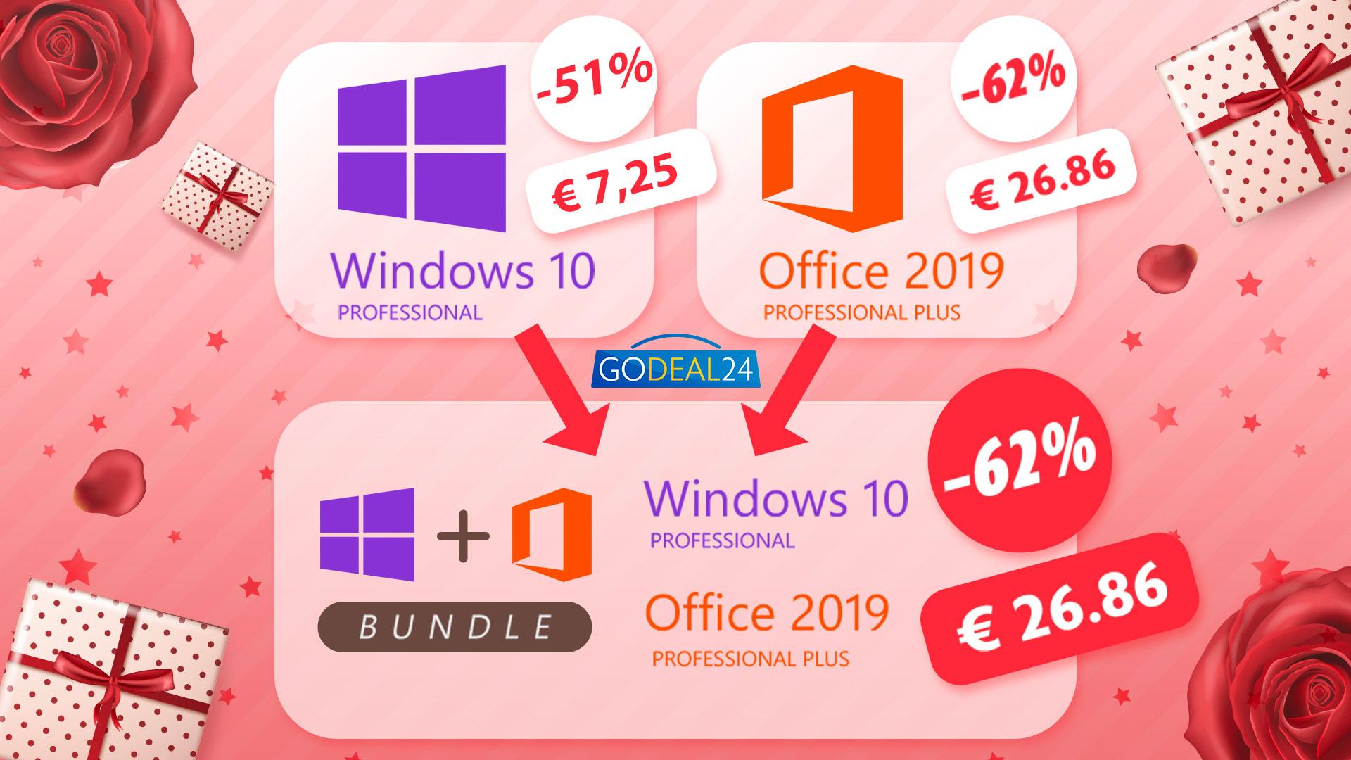 Windows 10 à prix cassé, c'est maintenant
