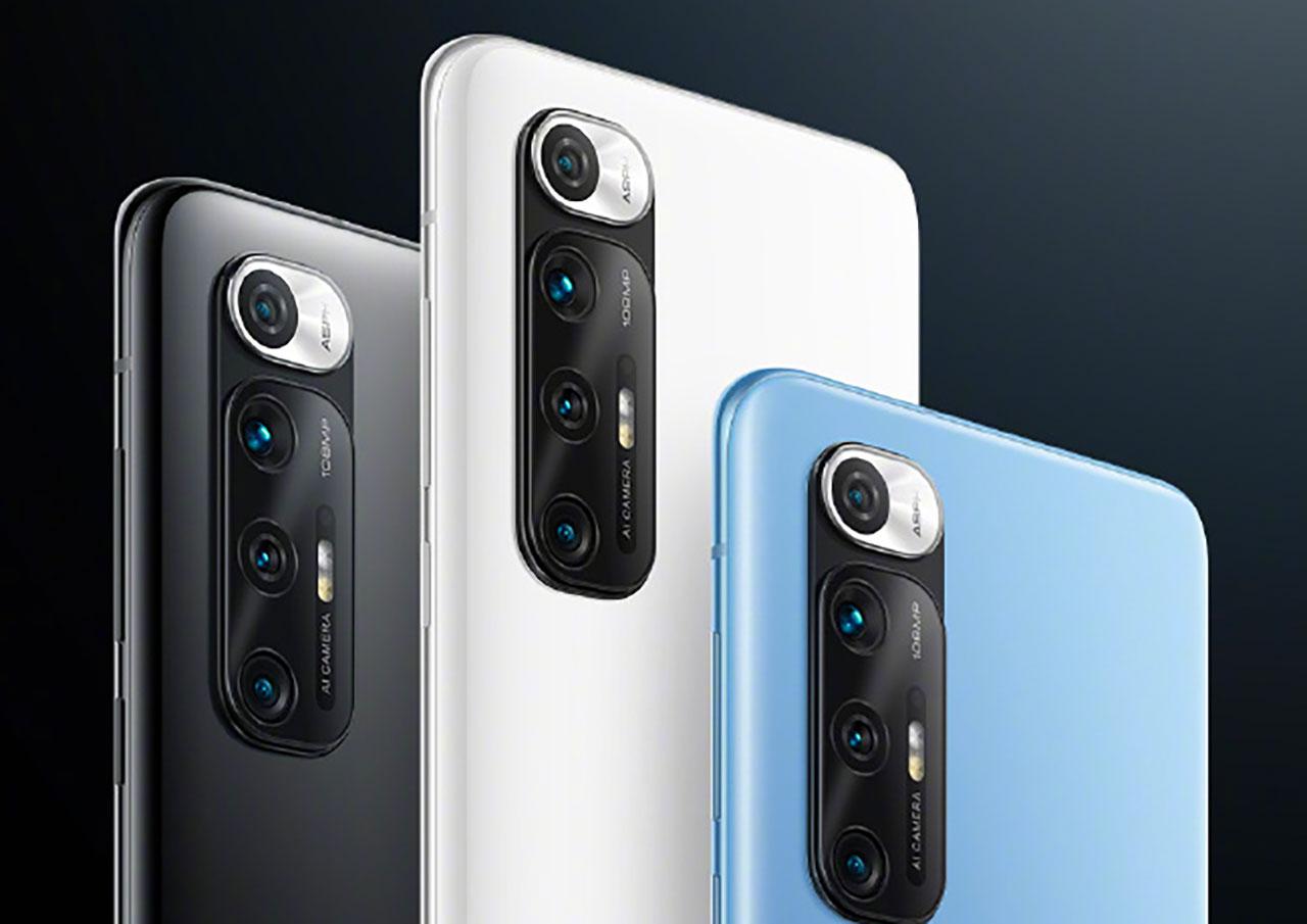 Le Xiaomi Mi 10S, ou plutôt le visuel de l'invitation mise en ligne par Xiaomi