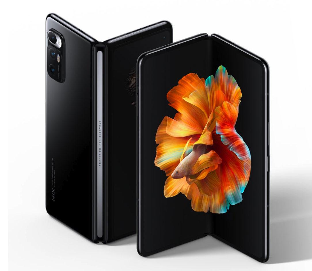 Le Xiaomi Mi Mix Fold, avouez qu'il a du charme