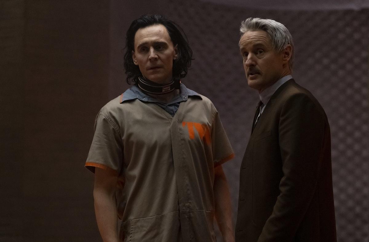 Un extrait de Loki, la série consacrée au Dieu de la Malice