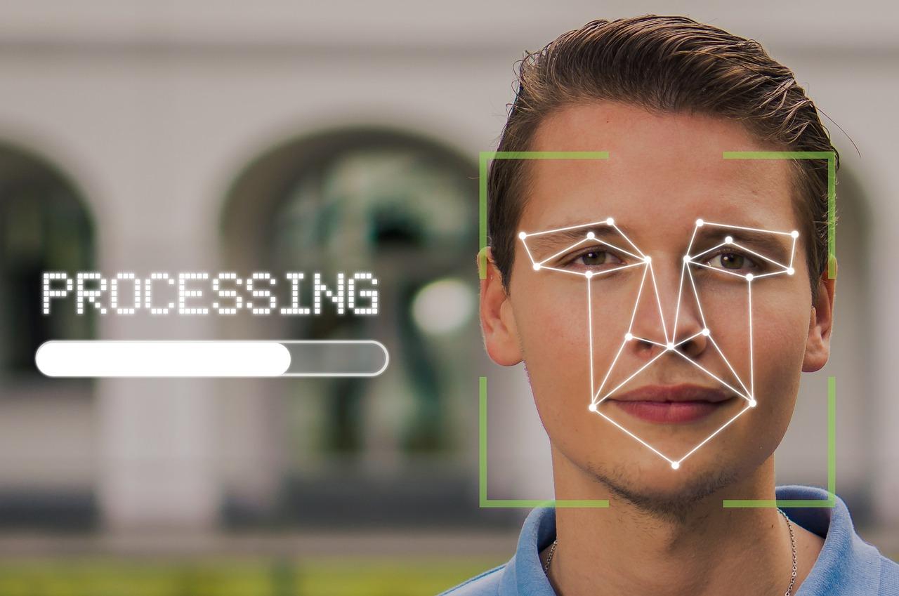 Une image représentant un système de reconnaissance faciale