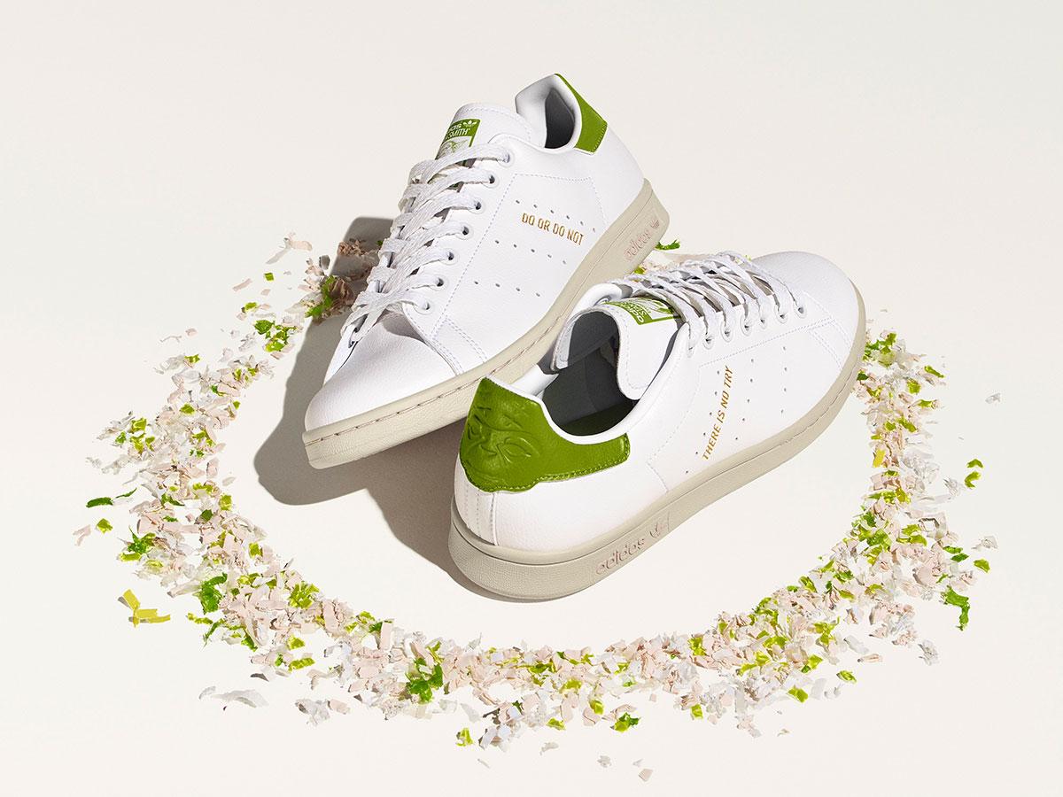 Adidas va lancer des Stan Smith aux couleurs de Yoda