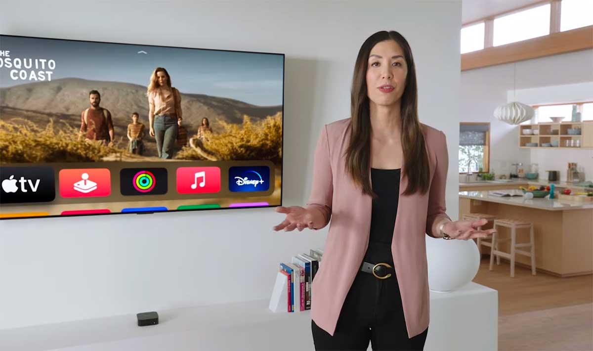 Et hop, une nouvelle Apple TV 4K