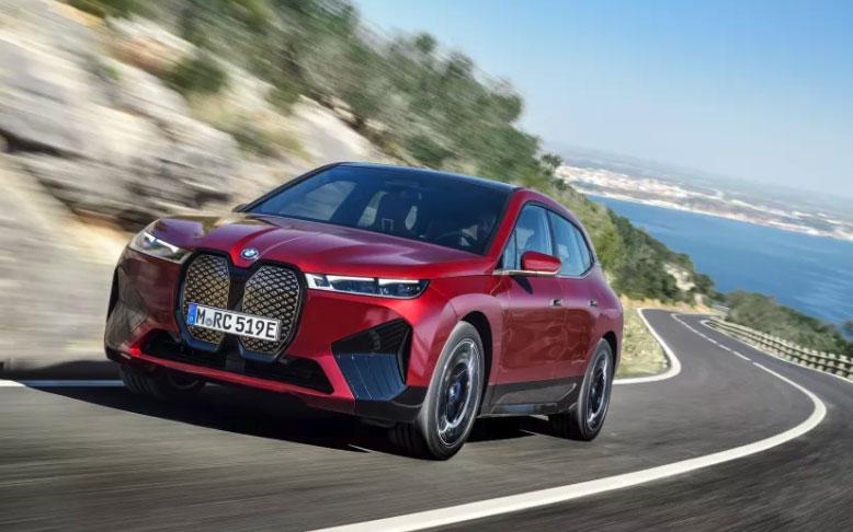 La BMW iX