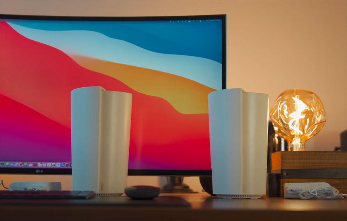 Les Deco X90 vous permettront de passer au WiFi 6, mais aussi d'étendre votre WiFi