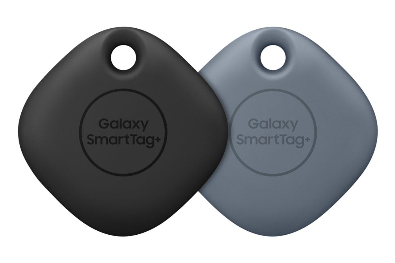 Les Galaxy SmartTag+, des trackers encore plus performants