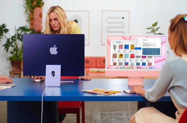 Les iPad Pro (2021) et iMac (2021) devraient être livrés ...
