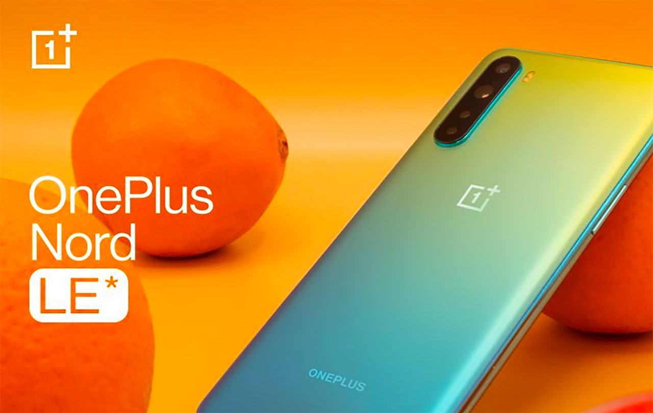 Le OnePlus Nord LE, un smartphone unique en son genre - crédits OnePlus