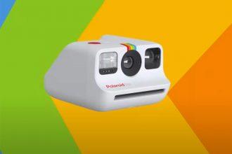 Le charmant Polaroid Go - crédits Polaroid