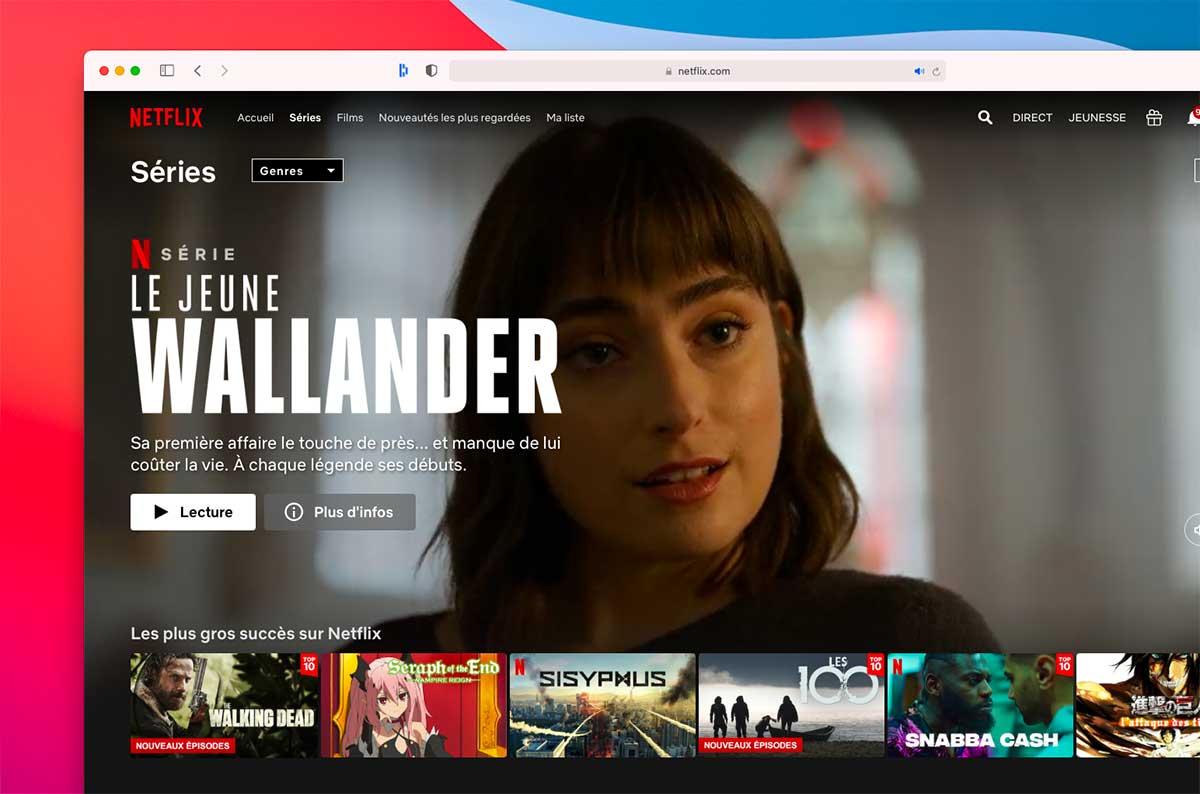 Netflix ne manque pas de séries, mais il n'est pas toujours simple de faire le tri