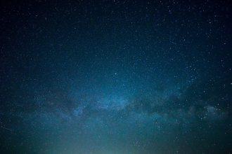 Une photo de l'univers