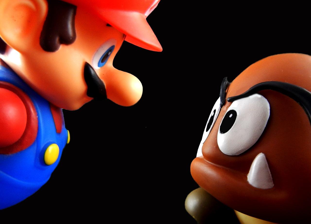 Mario en figurine