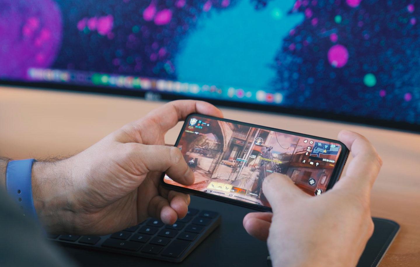Les Galaxy A52 peuvent faire tourner la plupart des gros jeux