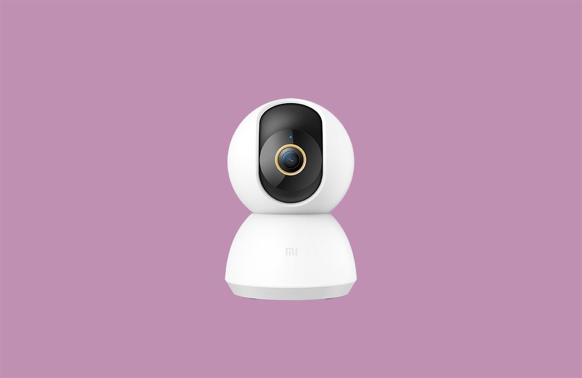 La La Mi 360° Home Security Camera 2K - crédits Xiaomi