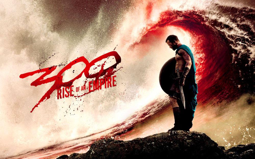 L'affiche de 300 Rise of an Empire - crédits Warner