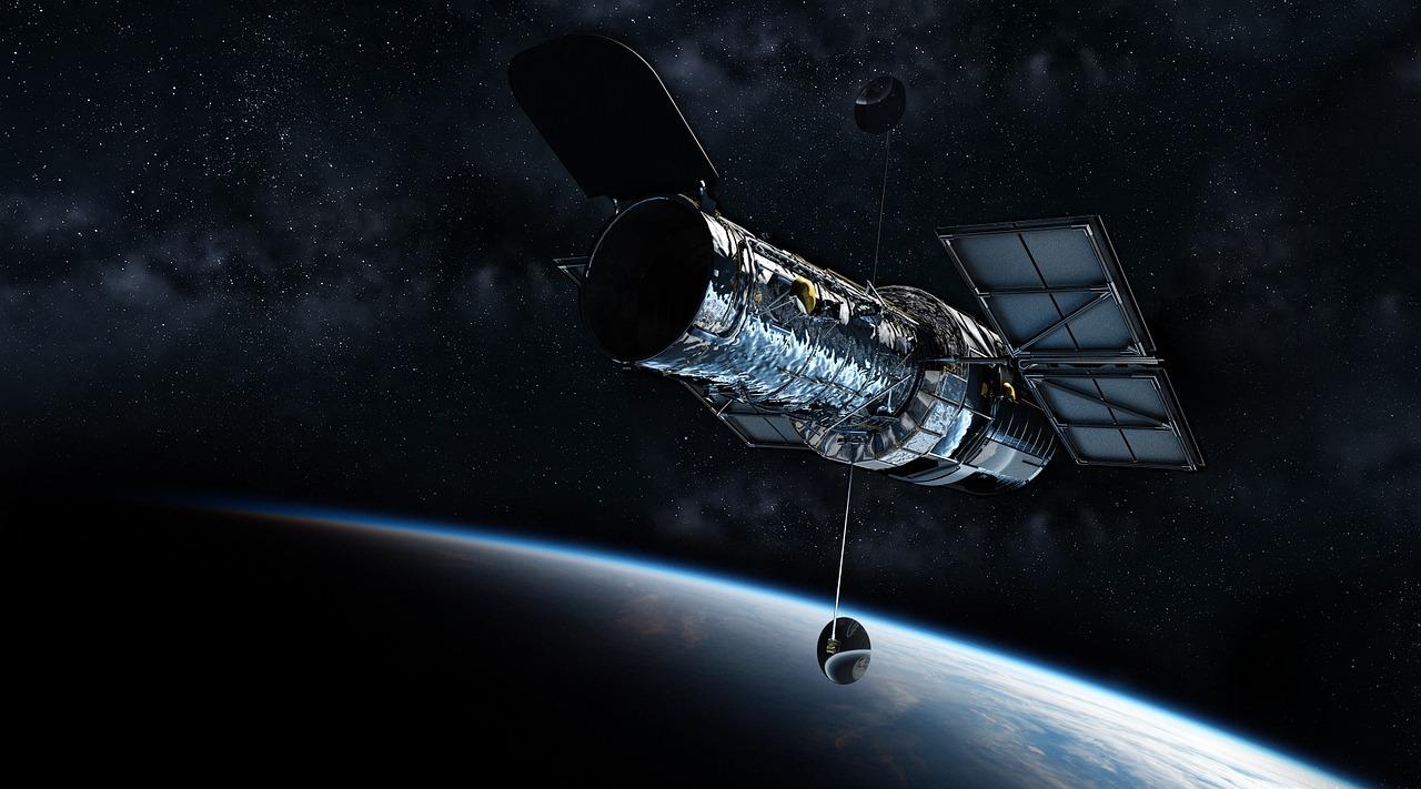 Une image représentant Hubble