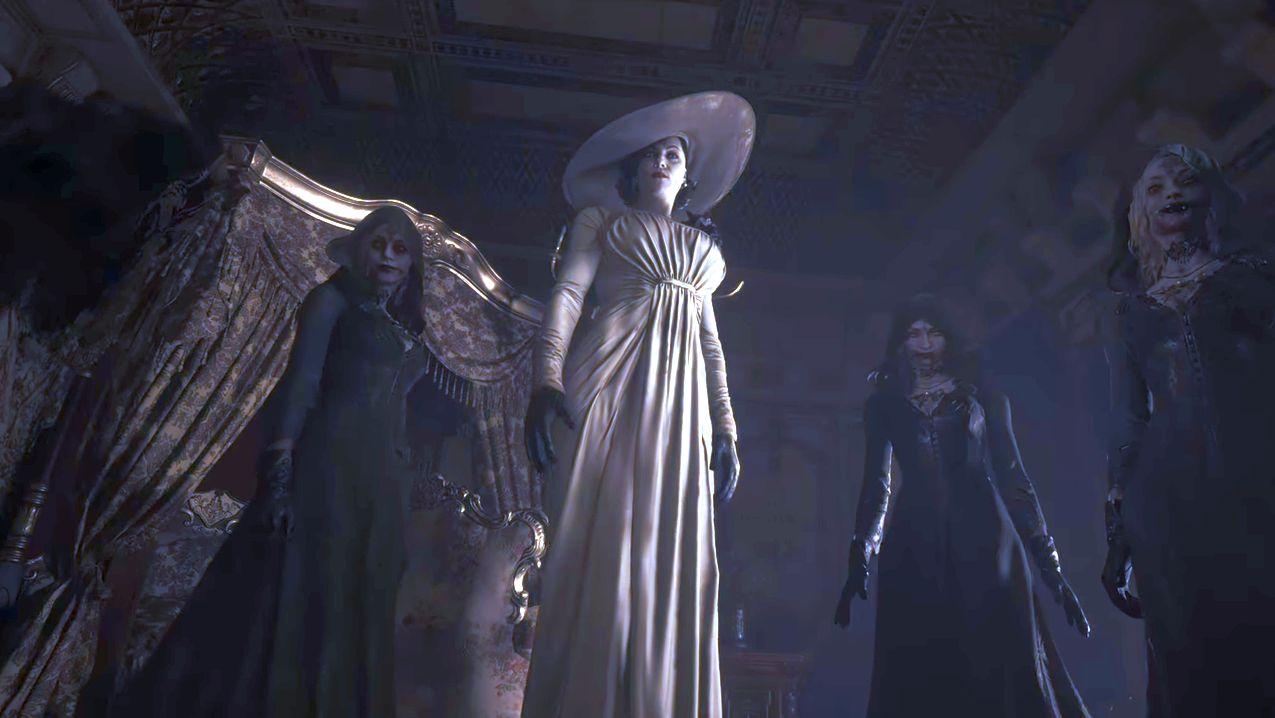 Une image de Resident Evil Village