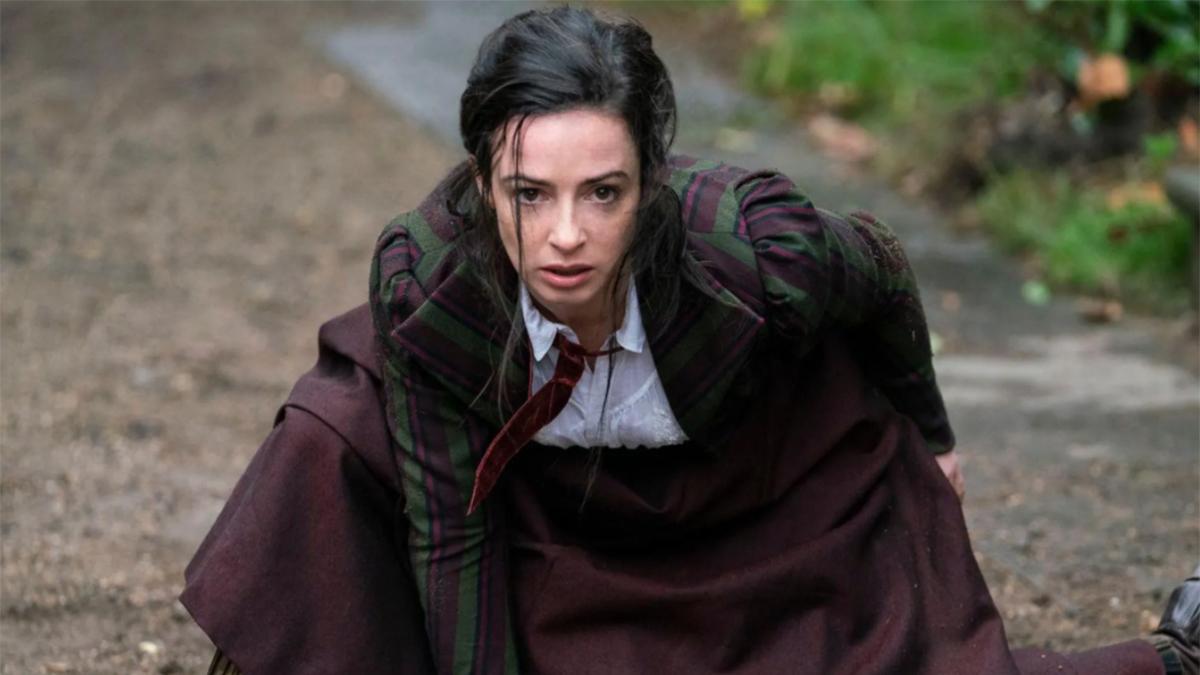 Amalia True dans The Nevers - crédits HBO