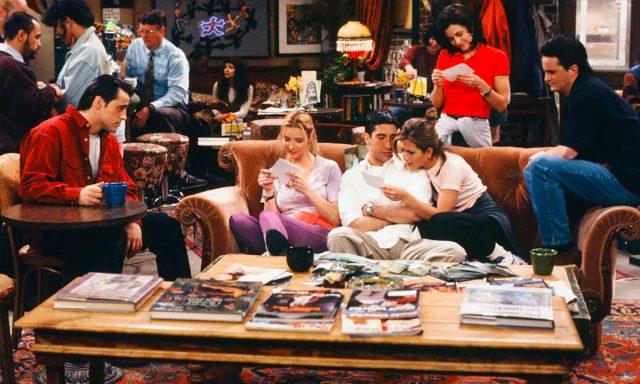 Le fameux canapé de Friends