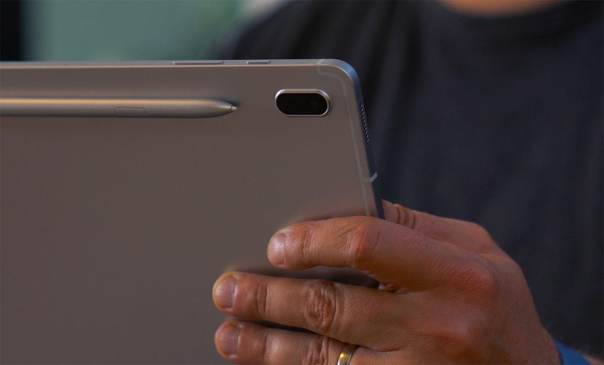 La Galaxy Tab S7 FE devient encore plus intéressante
