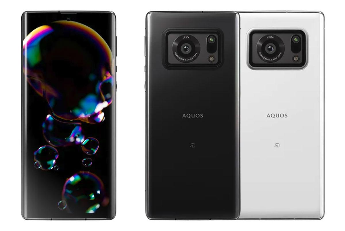 Sharp vient d'annoncer un smartphone unique en son genre