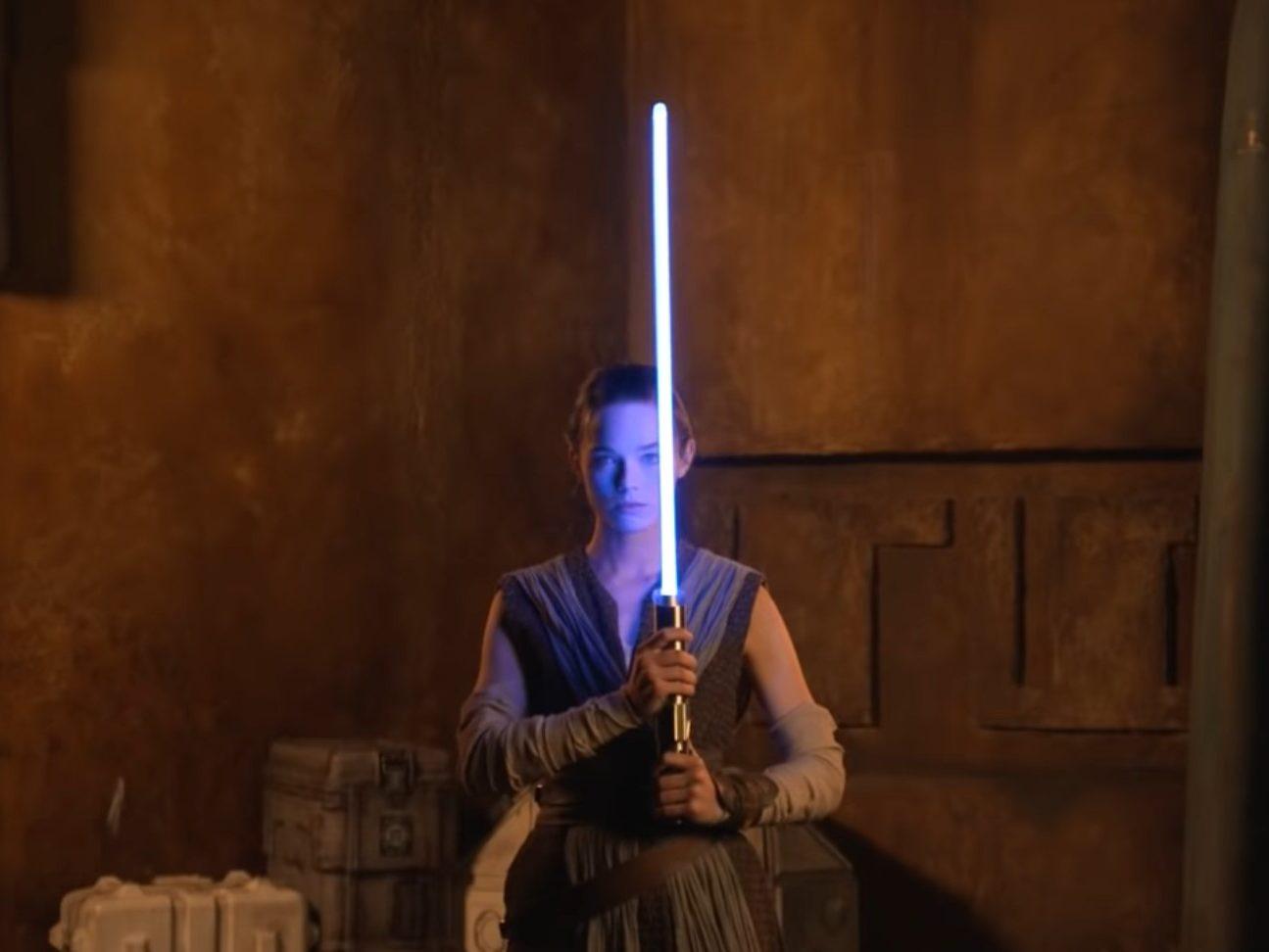 Rey dans Star Wars