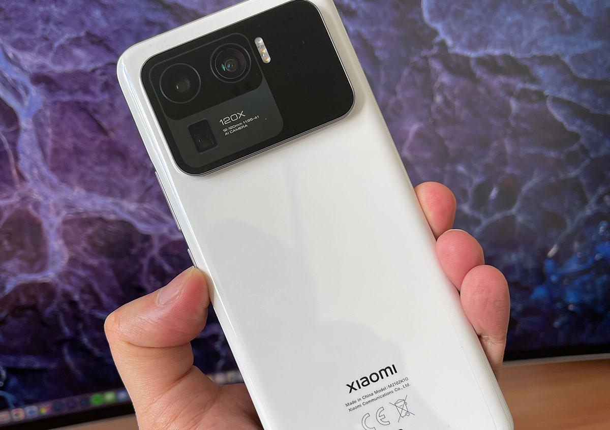 Le Xiaomi Mi 11 Ultra ne laisse pas indifférent