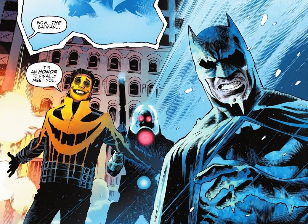 Cheer, le nouvel ennemi de Batman