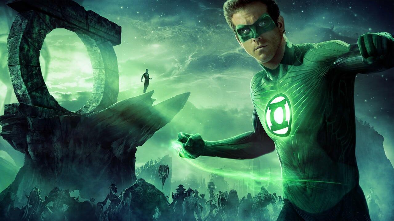 Ryan Reynolds dans Green Lantern