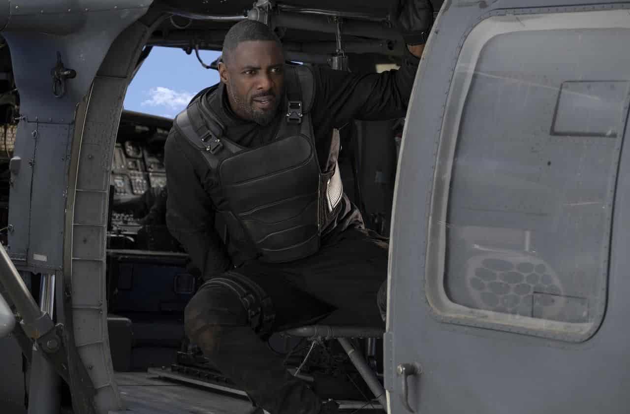 Idris Elba, l'interprète de Luther