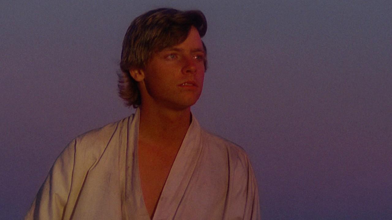 Une photo de Luke Skywalker