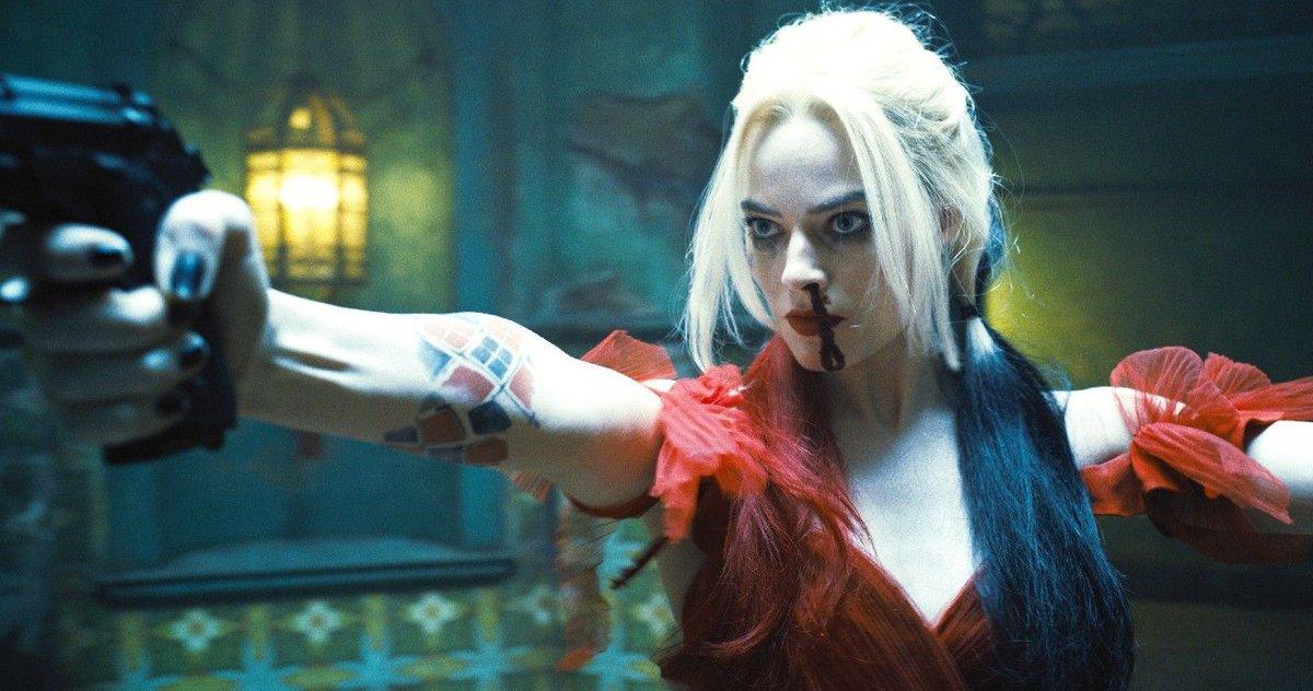 Harley Quinn dans Suicide Squad