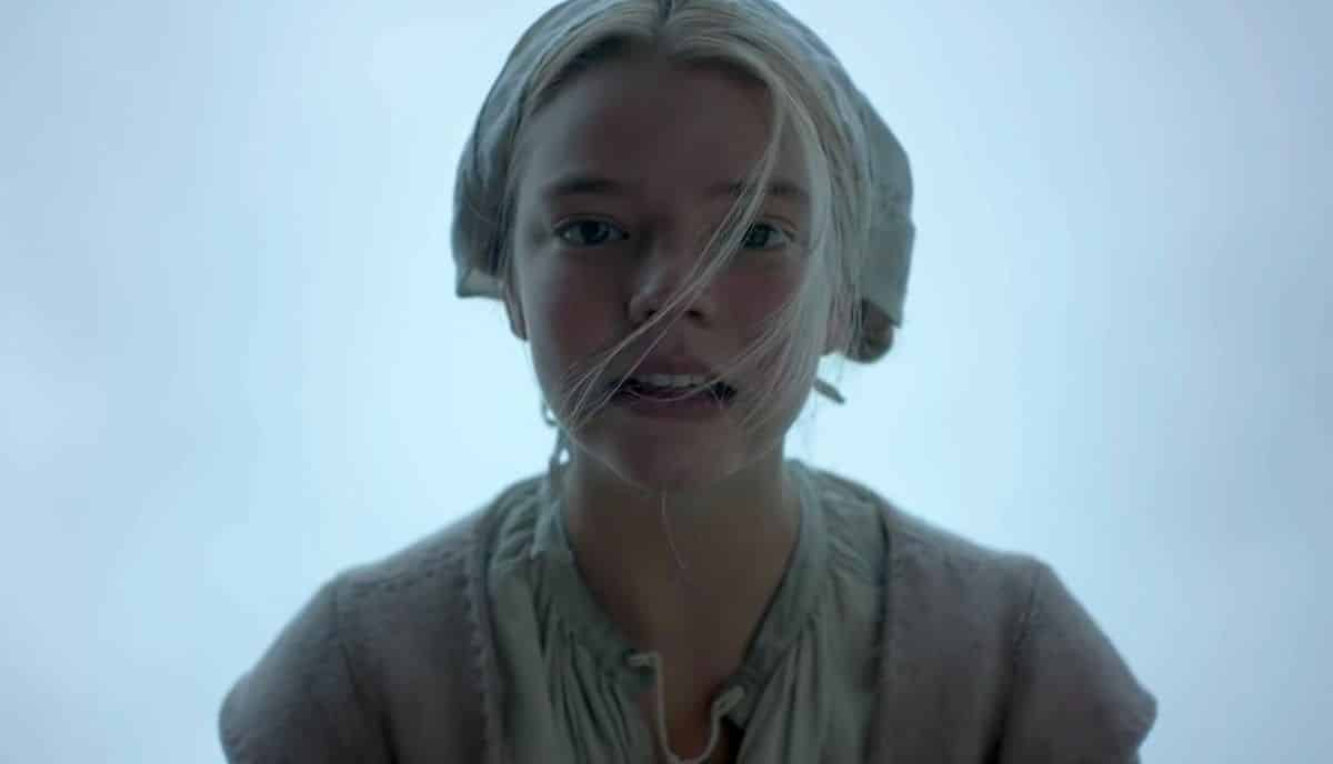 Anya Taylor-Joy dans The Witch