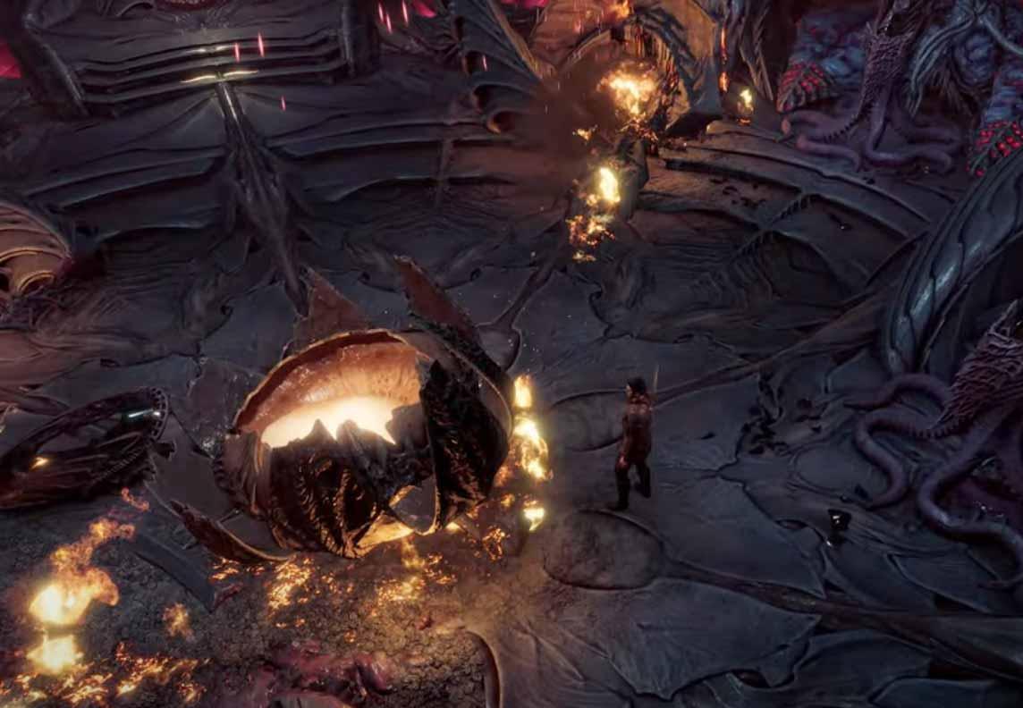 Une capture de Baldur's Gate 3