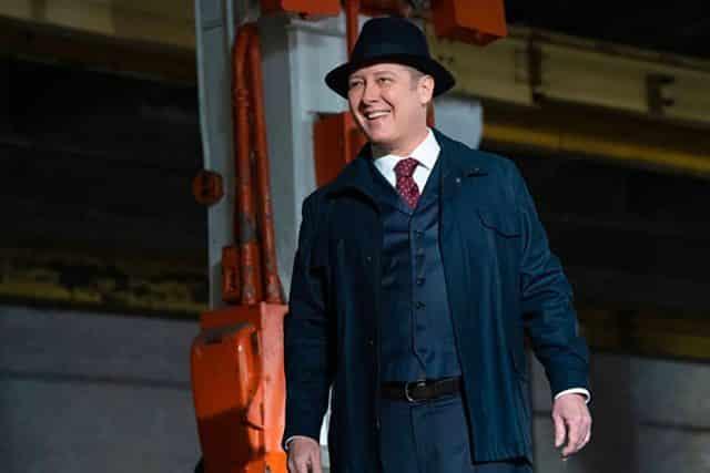 Raymond Reddington dans Blacklist