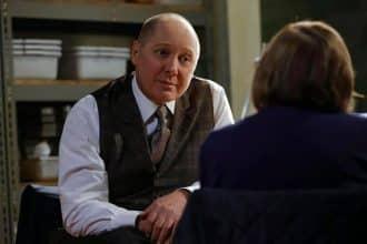 "Raymond ""Red"" Reddington au sommet de sa forme"