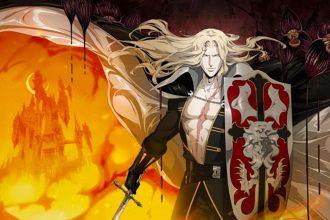 Une image de la série Castlevania