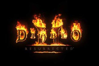 Le logo de Diablo 2 Resurrected