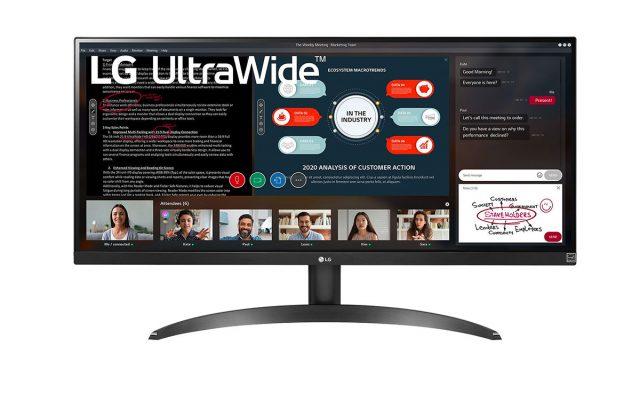 Cet écran LG propose un très bon rapport qualité/prix