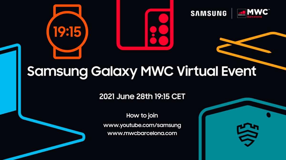 Samsung a un événement de prévu pour le 28 juin