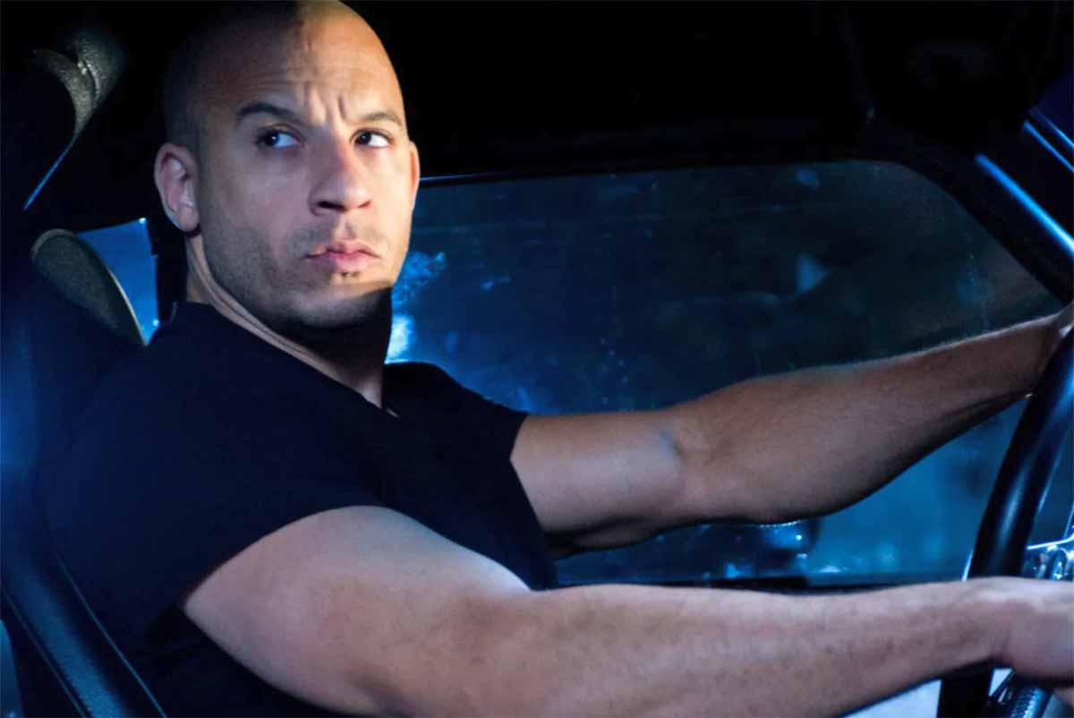 Vin Diesel dans Fast and Furious