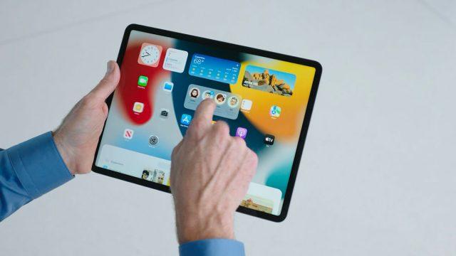 Les widgets seront enfin libérés sur iPadOS